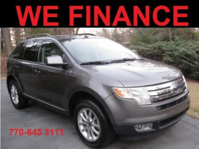 2009 Ford Edge SEL (Gray)