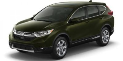 2018 Honda CR-V EX-L (Diamond White)