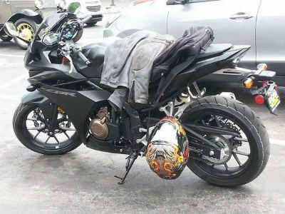 2016 Honda CBR 500R ABS