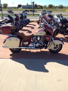 2015 Indian Roadmaster Touring Motorcycles Fort Worth, TX