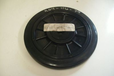 "Sell NEW NOS BOMBARDIER SKI DOO 7.125"" OD IDLER WHEEL KIMPEX K04-116-79 motorcycle in Sunbury, Pennsylvania, United States, for US $24.95"