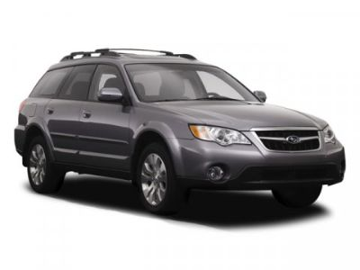2009 Subaru Outback 2.5i (Diamond Gray Metallic/Quartz Silver Meta)