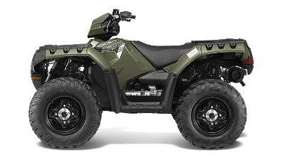 2016 Polaris Sportsman 850 Utility ATVs Dimondale, MI