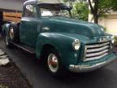 1951 GMC 3/4 Ton Pickup Truck