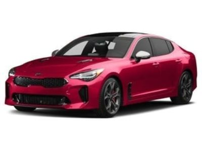 2018 Kia Stinger GT2 (HiChroma Red)