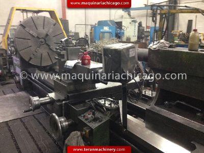 TACCHI Lathe 1300 mm x 5000 mm used