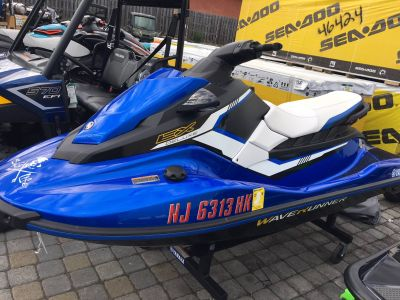 2017 Yamaha EX Deluxe 3 Person Watercraft Middletown, NJ