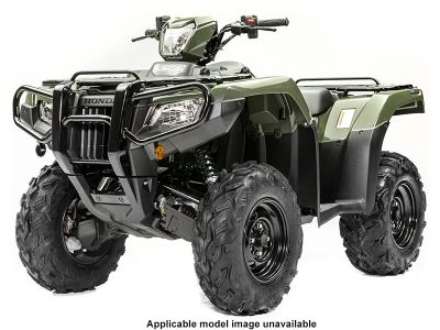 2020 Honda FourTrax Foreman Rubicon 4x4 Automatic DCT EPS Deluxe ATV Utility Asheville, NC
