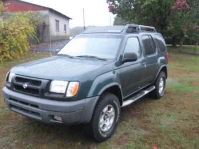 2000 Nissan Xterra XE-V6 (GRN)