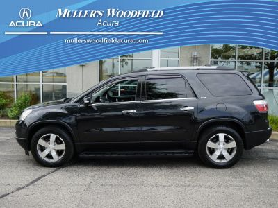 2011 GMC Acadia SLT-1 (Carbon Black Metallic)
