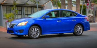2014 Nissan Sentra S (Magnetic Gray)
