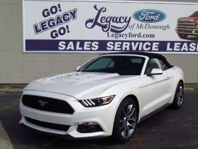 2017 Ford Mustang EcoBoost Premium (White Platinum Metallic Tri-Coat)