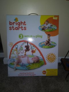 Bright Star 3 Ways To Pay Jungle Activity Gym