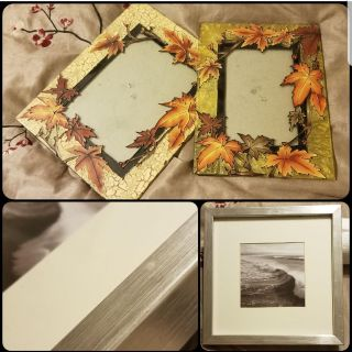 Assorted Picture Frame lot