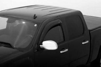 Purchase AVS 95649 05-13 Toyota Tacoma Front Wind Deflectors Smoke Aerovisor Rain Guards motorcycle in Birmingham, Alabama, US, for US $103.61