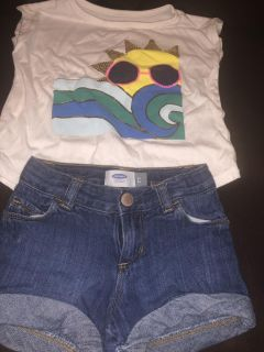 Toddler girl 3T outfit