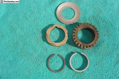 Crankshaft Gear Set