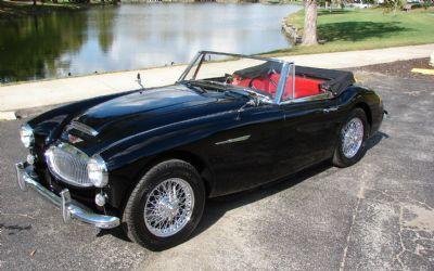 1965 Austin Healey 3000 MK3