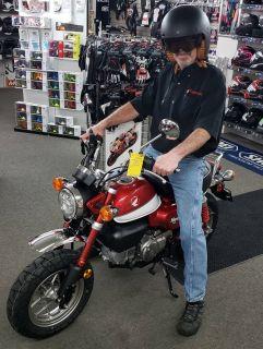 2019 Honda Monkey Sport Aurora, IL