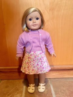 Authentic Kit American Girl Doll