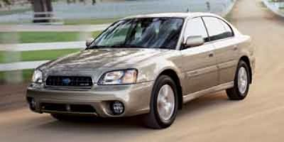 2004 Subaru Outback VDC (Silver)