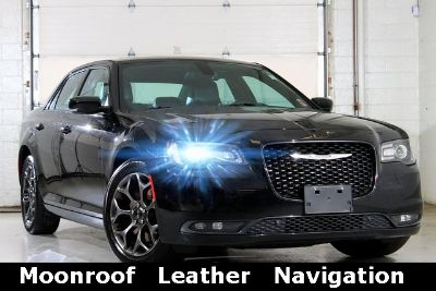 2015 Chrysler 300 S V6 (Gloss Black)