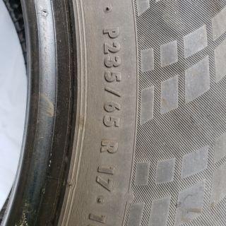 Honda Odyssey 2012 Pneu /tires ete/summer