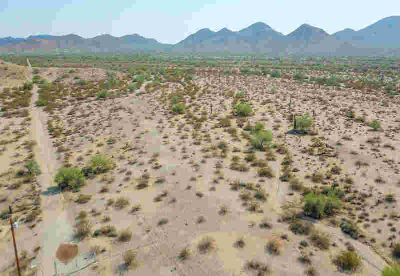 0 Bell Road Queen Creek, Box Canyon Beauty - This 10 Acre