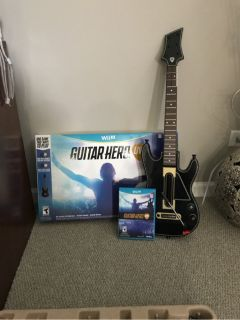 Guitar Hero for Wii U