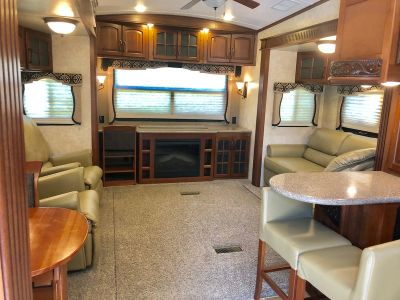 2015 Keystone Montana 3625RE
