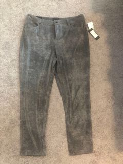 NEW WITH TAGS Eric skinny fit pants size 14