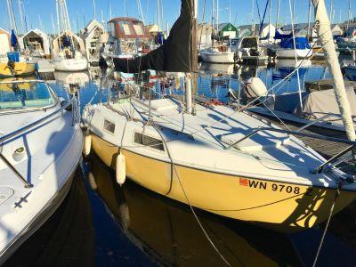 San Juan 21 Fixed Keel MKII Sailboat