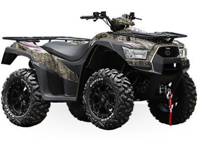 2017 Kymco MXU 700i LE EPS Camo Utility ATVs Pelham, AL