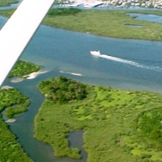 3 acres of private island on Florida Intracoastal Waterway  waterfront