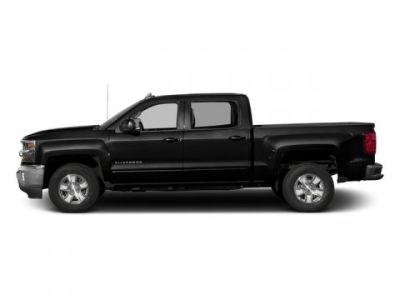 2018 Chevrolet Silverado 1500 LT (Black)