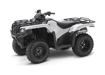2018 Honda FourTrax Rancher 4x4 DCT EPS Utility ATVs Adams, MA