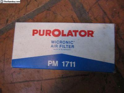 Purolator micronic air filter