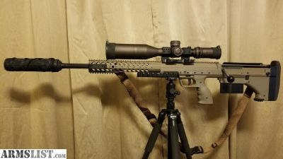 For Sale: LH Desert Tech SRS A1 6.5 Creedmoor and 338 Lapua Mag