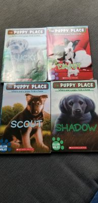 The puppy place novels