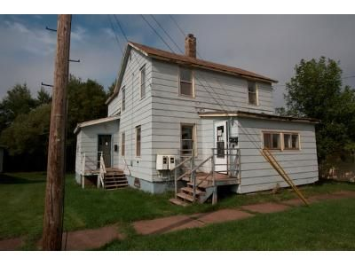 4 Bed 2 Bath Foreclosure Property in Ironwood, MI 49938 - N Marquette St