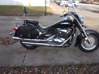 2002 Suzuki Intruder 800 Cruiser Motorcycles Houston, OH