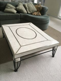 Large Stone Coffee Table