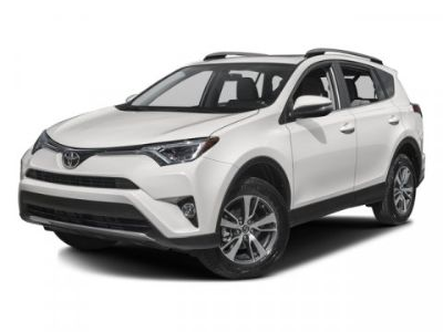 2018 Toyota RAV4 XLE (Red)