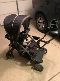 Graco Sit & Stand Double Stroller