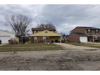 3 Bed 1.5 Bath Foreclosure Property in Middletown, OH 45044 - Burbank Ave