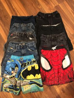 Boys 6/7 shorts all for $25