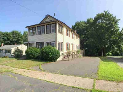 58 4th Street BRISTOL Five BR, There is great potential for an