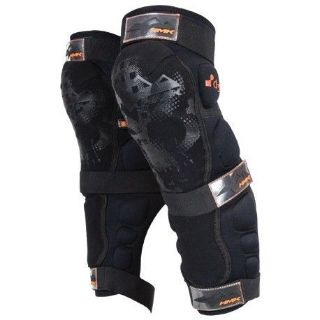 Sell HMK D30 Knee/Shin Guard Black motorcycle in Holland, Michigan, United States, for US $107.99