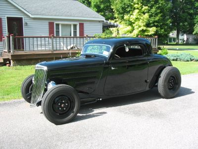 1934 Ford coupe 427