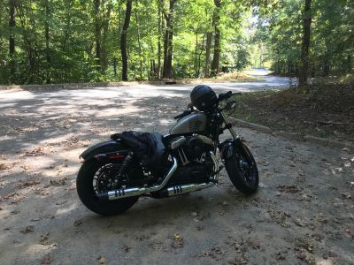 2016 Harley-Davidson FORTY-EIGHT XL1200X